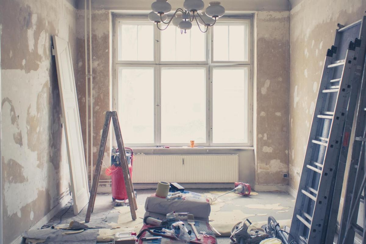 Remont mieszkania – krok po kroku