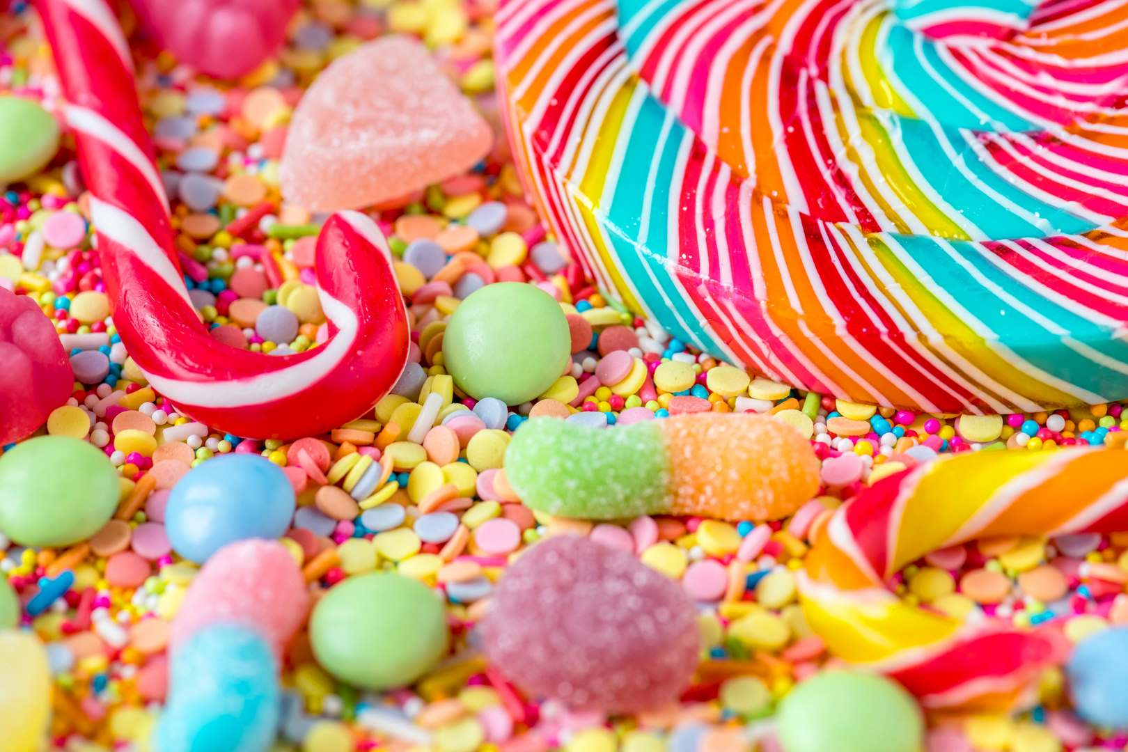 Cukierki firmowe to tylko krówki