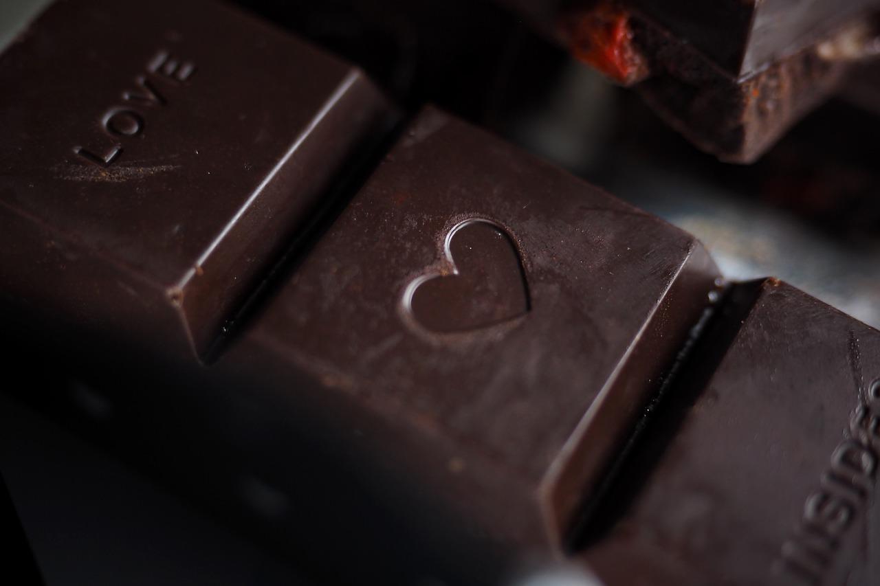 Personalizowane czekoladki z dowolnym napisem