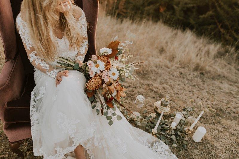 Trendy sukien ślubnych w sezonie 2020