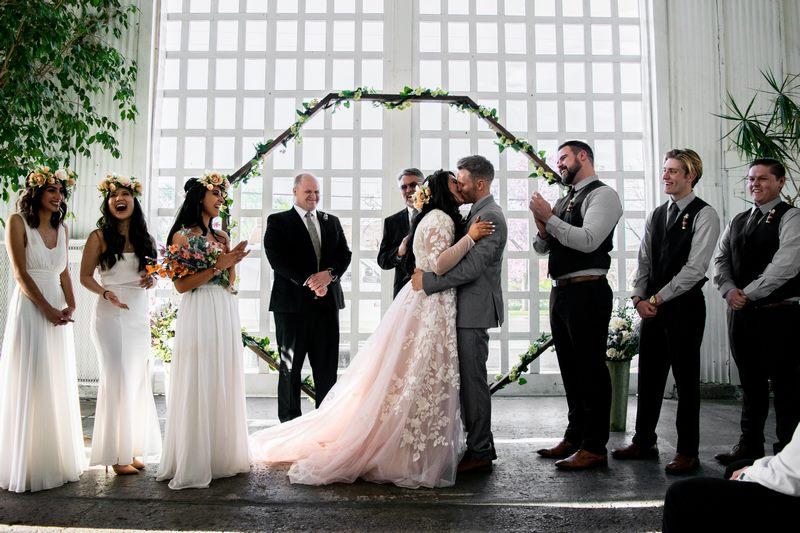 Suknie ślubne boho – idealne dla Ciebie